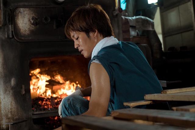 松坂桃李/『湯を沸かすほどの熱い愛』(C)2016「湯を沸かすほどの熱い愛」製作委員会