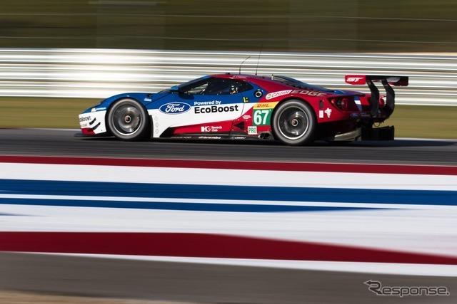 フォードGT 新型のレーシングカー