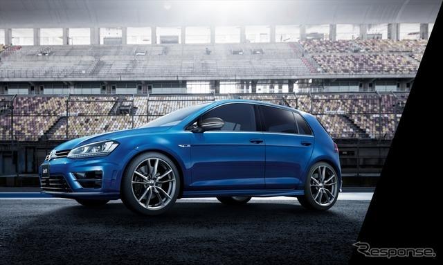 VW ゴルフR カーボンスタイル