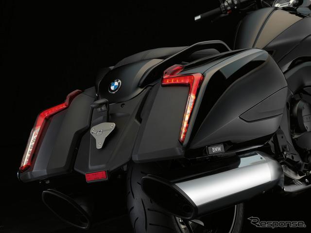 BMW K1600B source: BMW