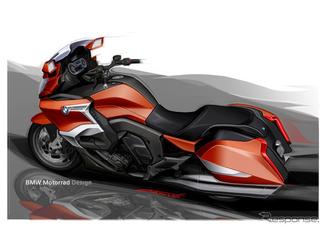 BMW K1600B source: BMW