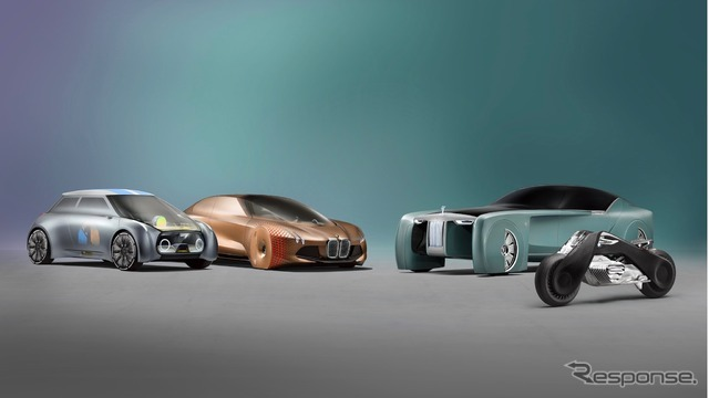 BMW NEXT 100 source: BMW