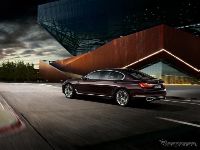 BMW M760Li xDrive V12 エクセレンス