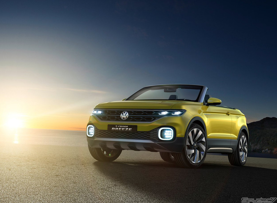 VW クロスブリーズ コンセプトモデル