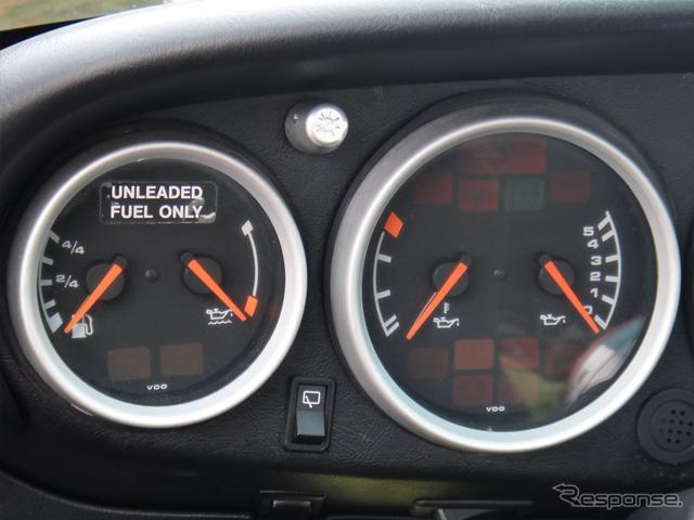 ポルシェ 911ターボ(タイプ964)