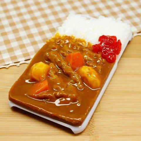 蕎麦やカレーがiPhoneケースに!?数量限定「食品サンプル屋さんのスマホケース」が超おいしそう