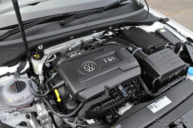 VW パサート 2.0TSI Rライン