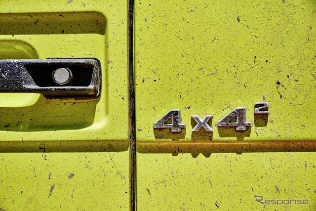 メルセデスベンツ G500 4×4スクエアード