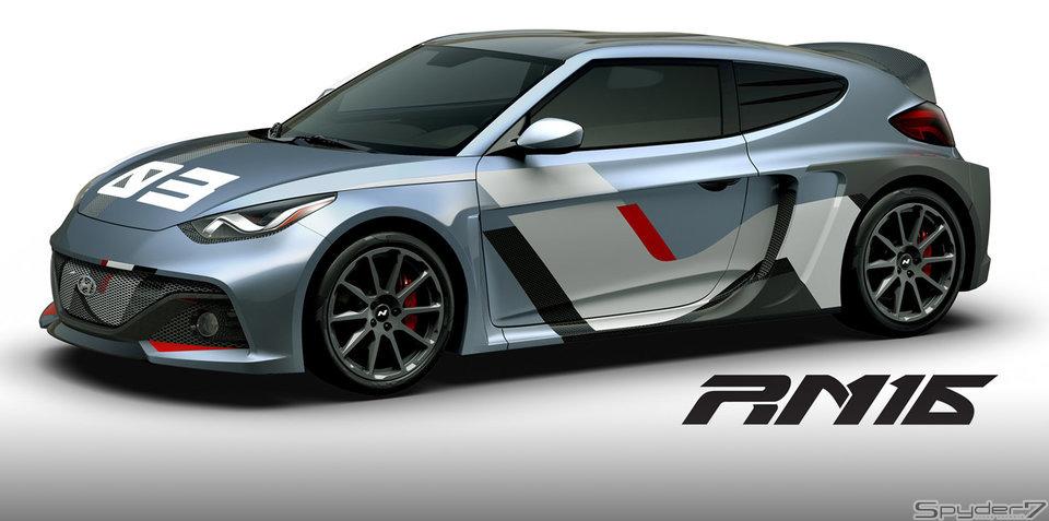 RM16 N レーシング コンセプト