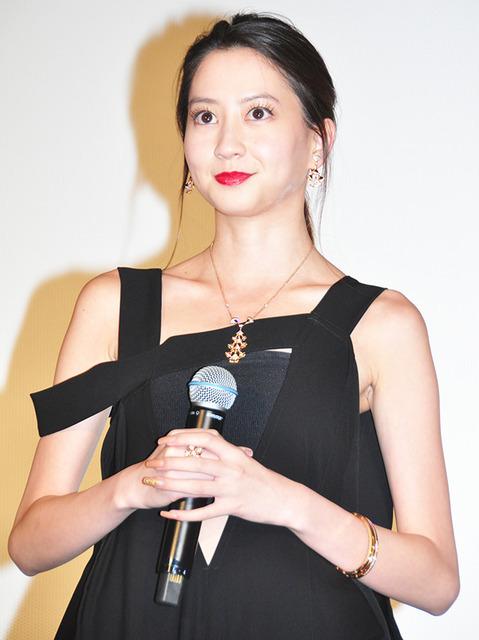 河北麻友子/『GANTZ:O』東京国際映画祭にて