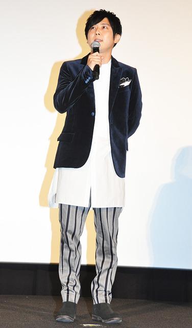 梶裕貴/『GANTZ:O』東京国際映画祭にて