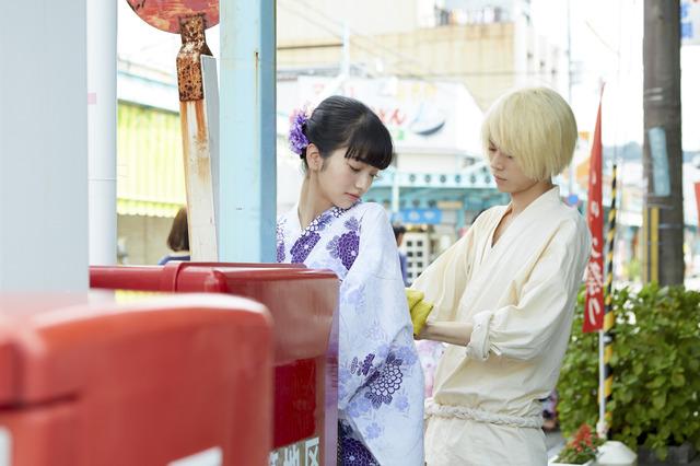 『溺れるナイフ』(C)ジョージ朝倉/講談社 (c)2016「溺れるナイフ」製作委員会