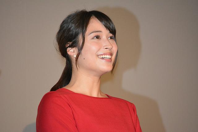 広瀬アリス『L-エル-』完成披露上映会