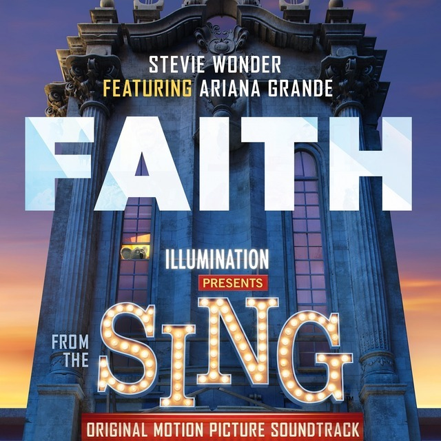 『SING/シング』エンディング・ソング「フェイス」(原題:Faith)  (C)Universal Studios.