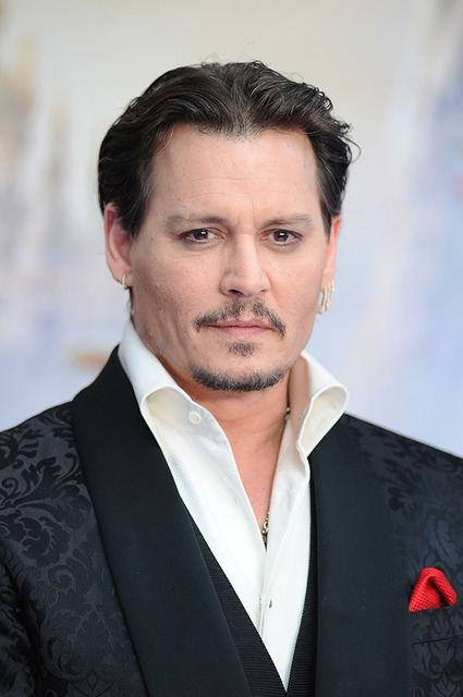 ジョニー・デップ-(C)Getty Images