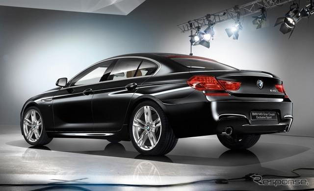 BMW 6シリーズ グラン クーペ セレブレーションエディション エクスクルーシブスポーツ