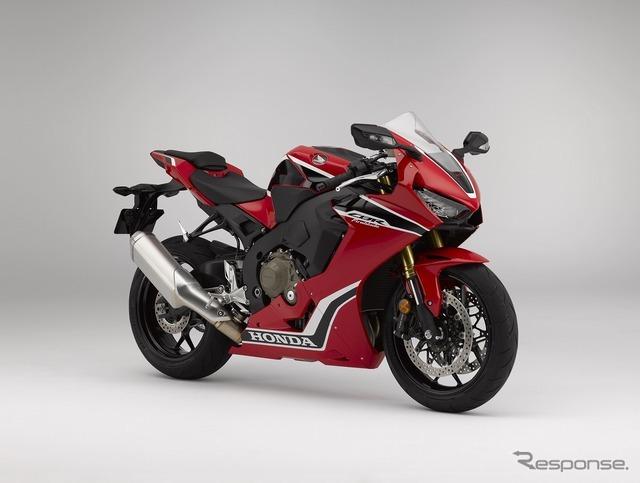 CBR1000RR ファイアーブレード