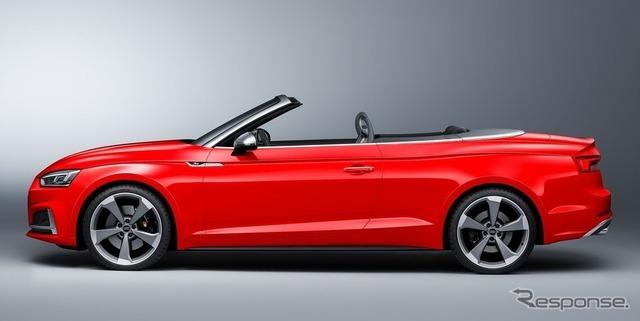 アウディ S5 カブリオレ 新型