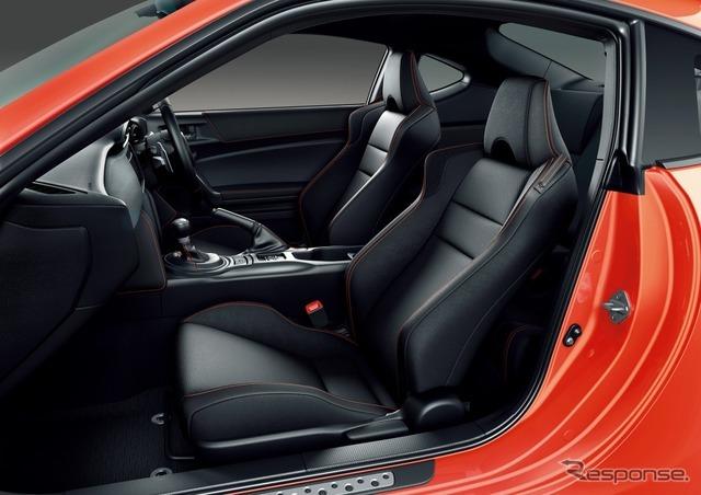 トヨタ 86 GTソーラーオレンジリミテッド