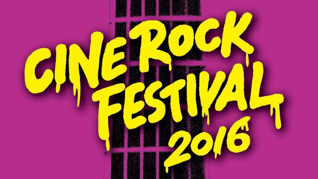 「シネ・ロック・フェスティバル2016」