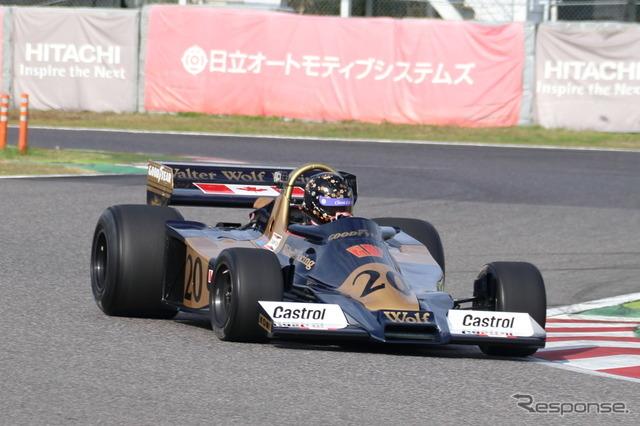 鈴鹿サウンド・オブ・エンジン2016