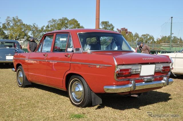 1966年 スカイライン 1500 DX