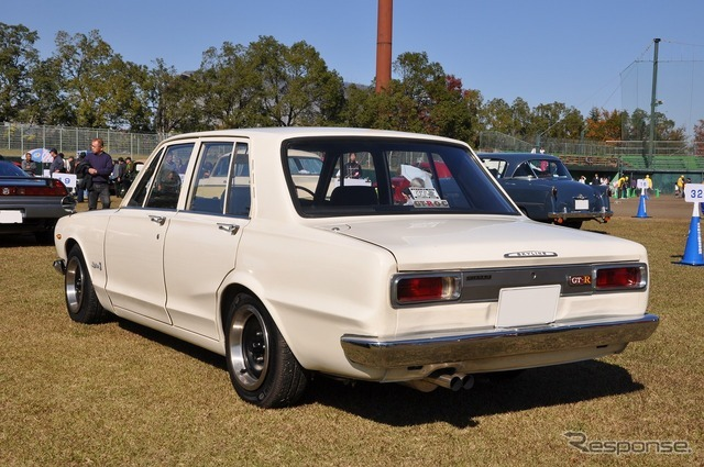 1969年 スカイライン 2000 GT-R