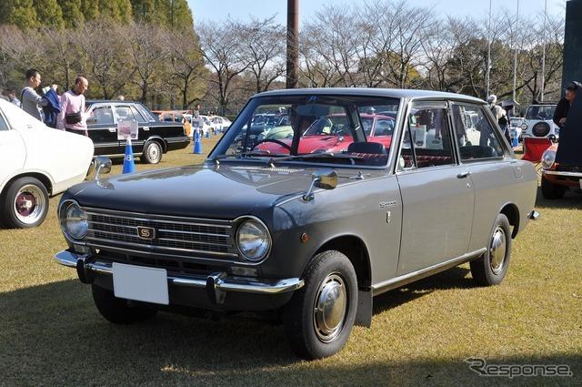 1967年 サニー 1000