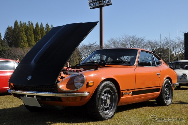 1970年 フェアレディZ 432
