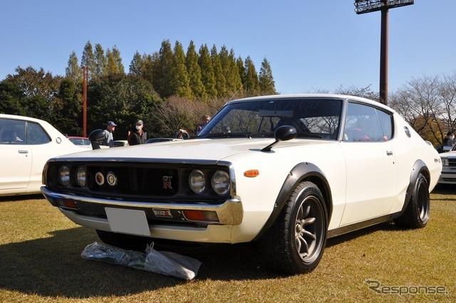 1973年 スカイライン HT 2000 GT-R