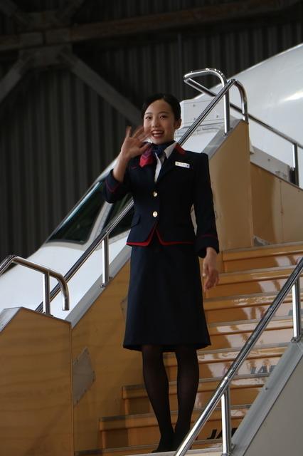 フュギュアスケートの本田真凜がJALとスポンサー契約締結を発表(2016年11月21日)