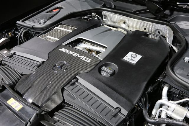 メルセデスAMG E63S 4MATIC+(ロサンゼルスモーターショー16)