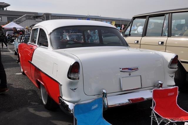 シボレー ベル エアー210(1955年)