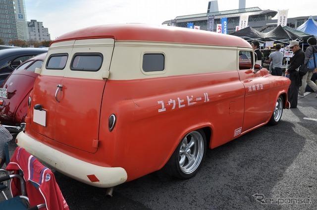 シボレー パネルトラック(1957年)
