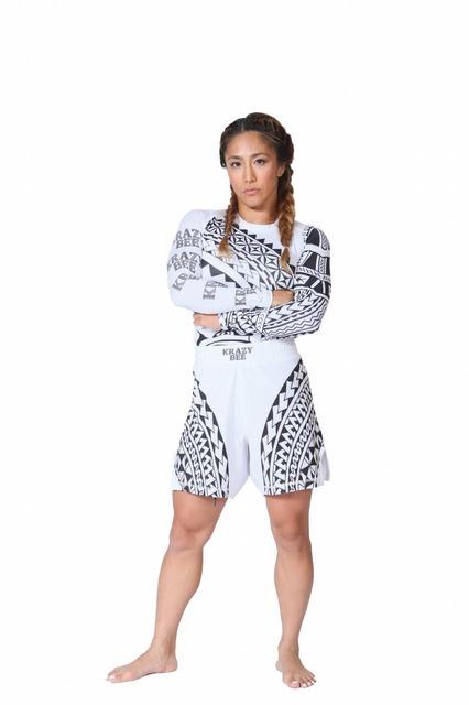 山本美憂「RIZIN FIGHTING WORLD GRAND-PRIX 2016無差別級トーナメント 2nd ROUND&FINAL ROUND」(C)RIZIN FF/Sachiko Hotaka