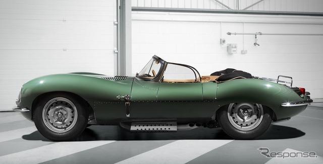 ジャガー XKSS の復刻モデル