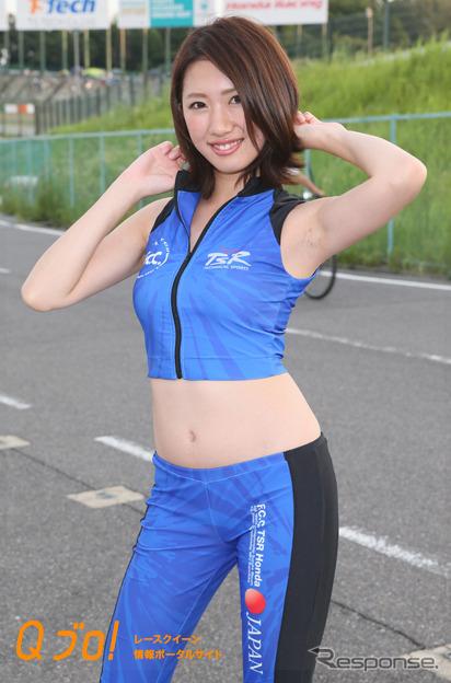 鈴鹿8時間耐久ロードレース2016『F.C.C.TSR マスコット』