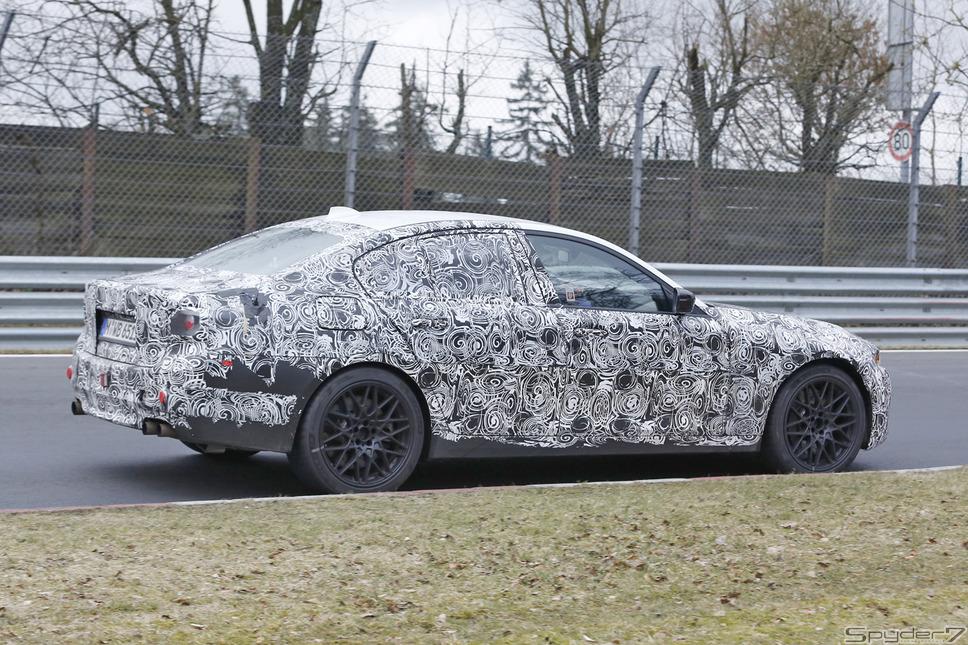 BMW M5セダン