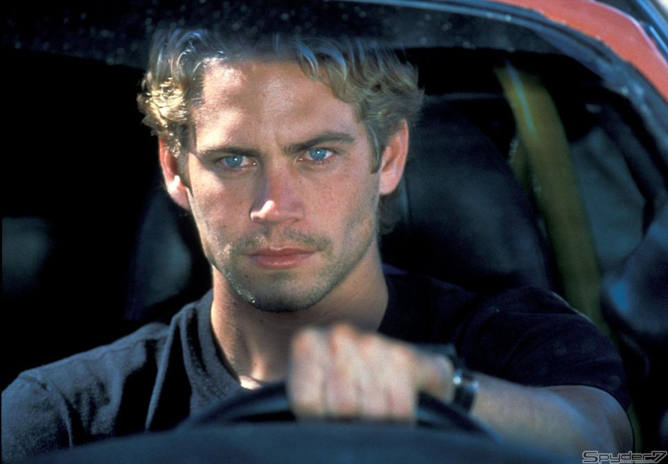 『ワイルド・スピード』 (2001) ポール・ウォーカー
