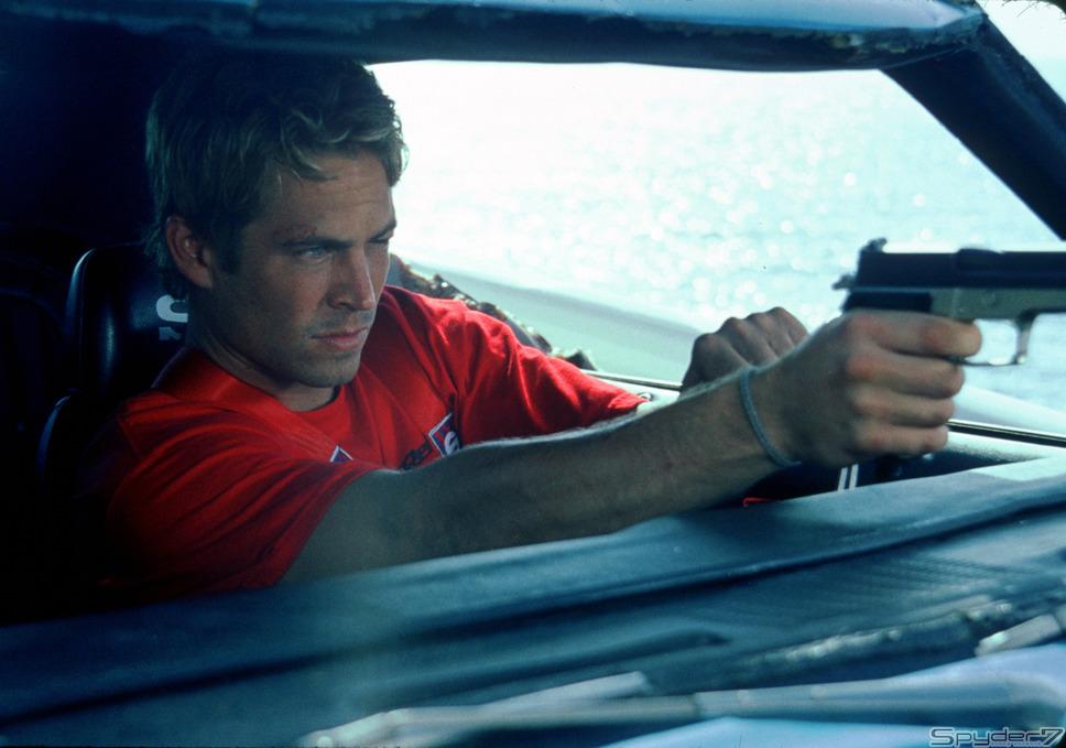 『ワイルド・スピード X2』 (2003) ポール・ウォーカー