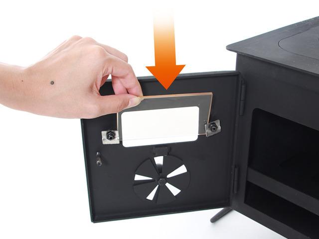 ドッペルギャンガーアウトドアのアウトドア用薪ストーブセット「はじめてのまきちゃん MS1-486」