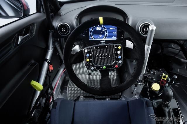 アウディ RS3 LMS TCR SEQ