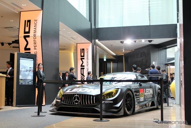 メルセデス AMG GT3