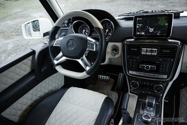 メルセデス G63 AMG 6×6