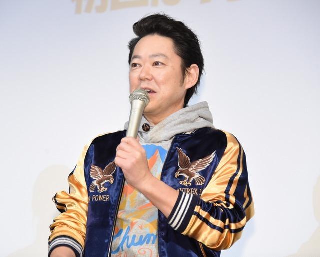 阿部サダヲ/金曜ドラマ「下剋上受験」(TBS系)の特別親子試写会