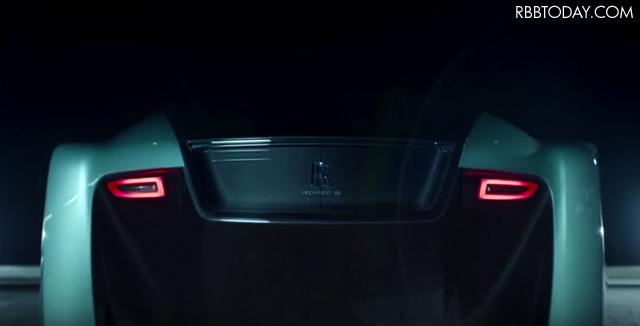 奇抜すぎ!ロールスロイス、AI搭載のコンセプトカー「103EX」を発表