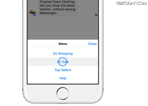 Facebook、Messengerプラットフォームの大幅アップデートを敢行!