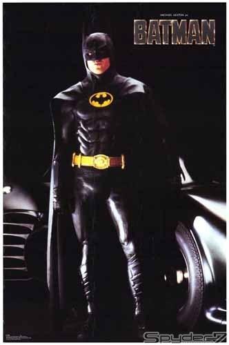 1989年ワーナー・ブラザーズが「バットマン」シリーズをスタート、マイケル・キートン主演で第1作が公開。