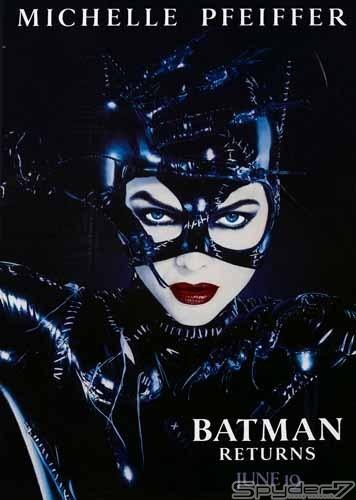 1992年「バットマン リターンズ」。マイケル・キートンによる第2弾。