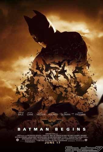 2005年「バットマン ビギンズ」。クリストファー・ノーラン監督、クリスチャ・ベール主演。